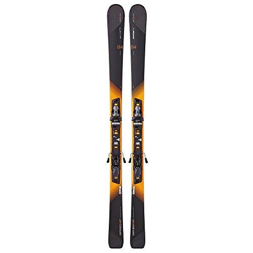 Elan Amphibio 84 XTi Skis with ELX 12.0 Fusion Bindings 2016