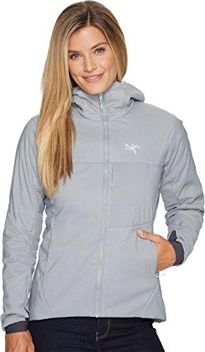 Arc'teryx Women's Proton LT Hoodie Smoke Sweatshirt by Arc'teryx