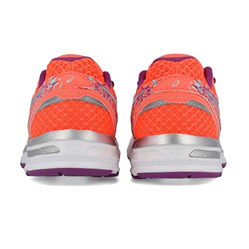 Multicolour Asics Running 0693 Coral Excite Silver Shoes Gel Orchid Women's Flash T6E8N 4 C6x0qRr6w