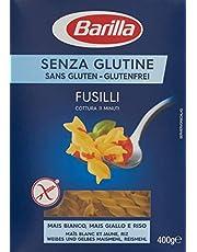 Barilla Pasta Fusilli Gluten Free, 400g
