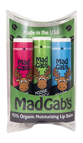 Mad Gabs Lip Balm - 4