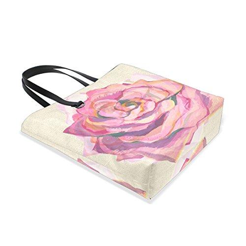 Taille tote Cabas 001 unique multicolore pour femme Mnsruu Swz18Hq4x4