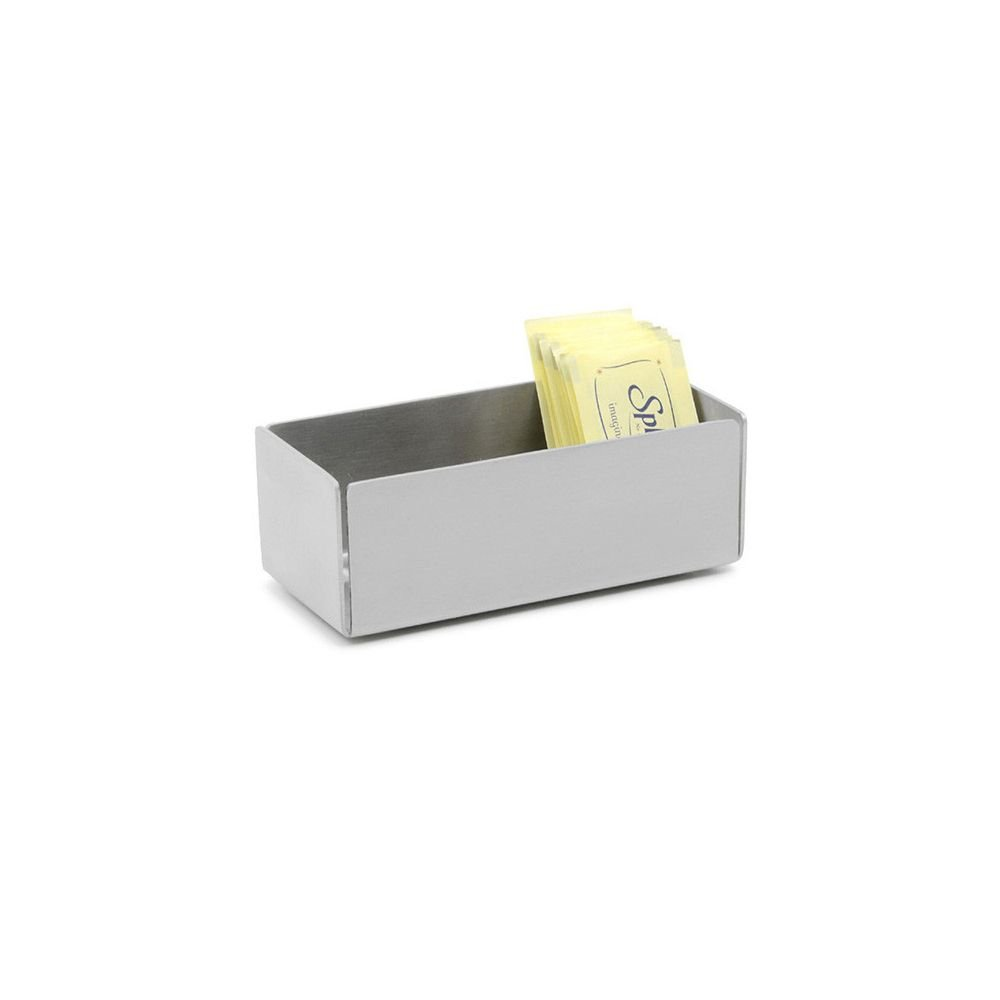 Front Of The House Brushed Finish S/S Sugar Packet Holder