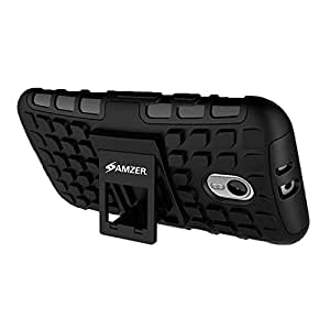 AMZER Hybrid Warrior Carcasa para Motorola Moto G 3rd BRIGADA xt1540/XT1550
