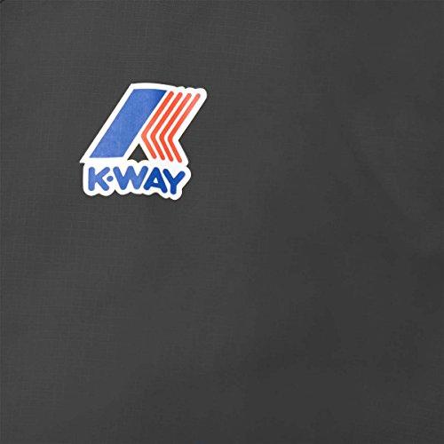 K K Black way way Uomo Impermeabile qqRS5