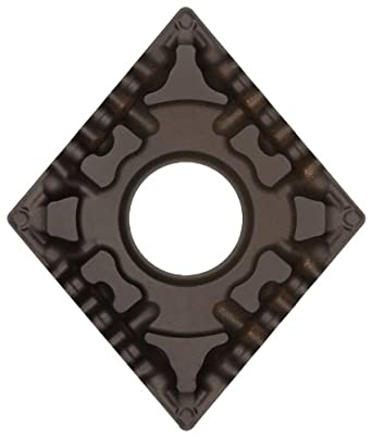 Sandvik Coromant T-MAX P Carbide Turning Insert, CNMG Style, 80 Degree Diamond Shape, GC4225 Grade, Multi-Layer Coating