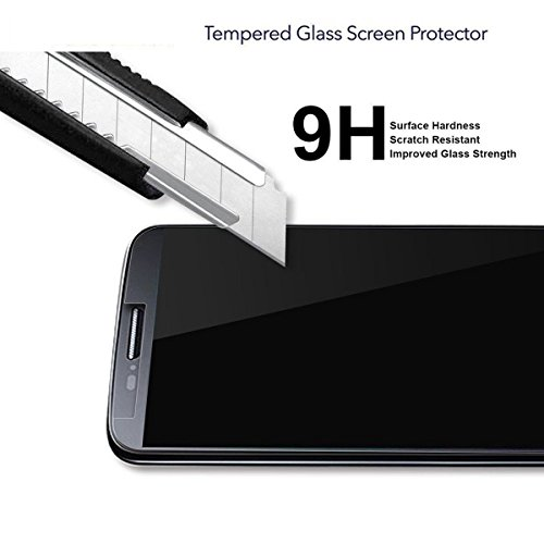 Galaxy S7 Edge Screen Protector,[2-Pack] Galaxy S7 Edge Tempered Glass,DeFitch Ultra HD Clear Anti-Bubble Glass Screen Protector Compatible with Samsung Galaxy S7 Edge by DeFitch (Image #2)