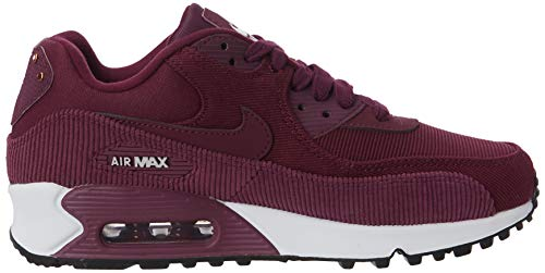 Max Multicolore Wmns 90 white nbsp;lea Nike 601 black bordeaux bordeaux Air tdxXwwq4E