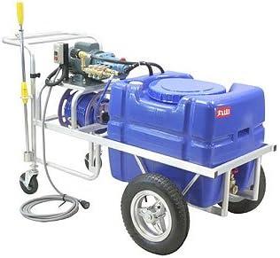 【限定・受注生産品】丸山 モーター式タンクキャリーセット動噴 MS171MCRA 【噴霧器 噴霧機】