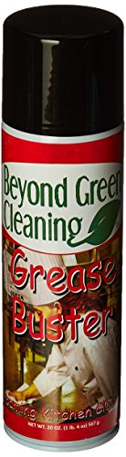 Clift Industries 9100-020 Beyond Green Cleaning Grease Buster Foaming Kitchen Cleaner, 20-Ounce Aerosol Can (Pack of 12) by Clift Industries, Inc.