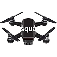 Skin For DJI Spark Mini – Squad | MightySkins Protective, Durable, and Unique Vinyl Decal wrap cover | Easy To Apply, Remove, and Change Styles | Made in the USA