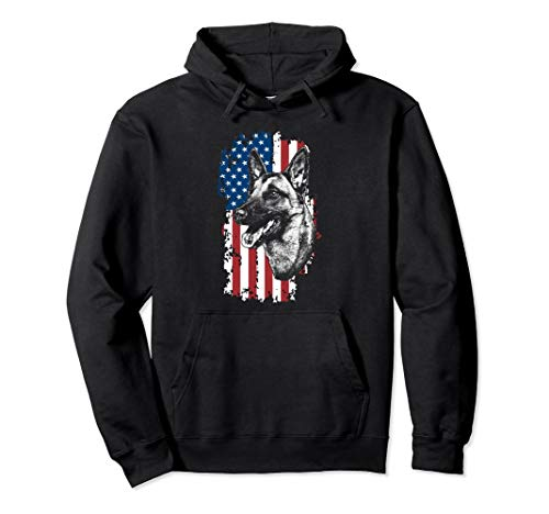 Used, American Flag Belgian Malinois K-9 Police Dog Unit for sale  Delivered anywhere in USA