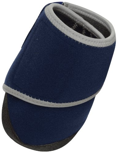HEALERS Medical Dog Bootie, Large, Blue, My Pet Supplies
