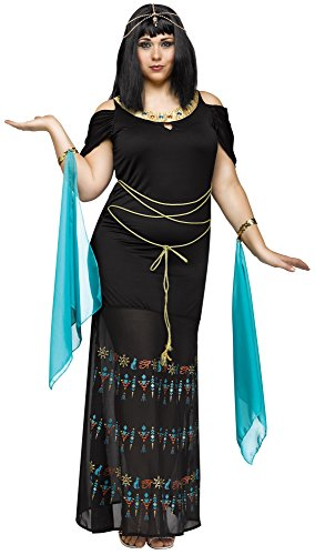 Egyptian Pharaoh Queen Plus Size Costume