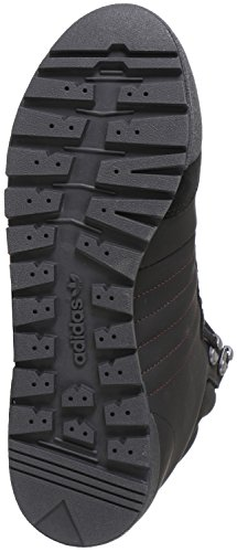 Adidas Originals Jake Boot 2.0 monopatín zapato, Negro / negro / negro, 7 M US Negro núcleo/bermellón/gris sólido Dgh