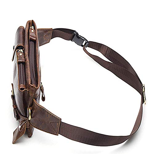 Belt marrone Borsa Ankamal Pack a Elec Vintage Belt Back Vintage Bag tracolla YnfBfqwpAx