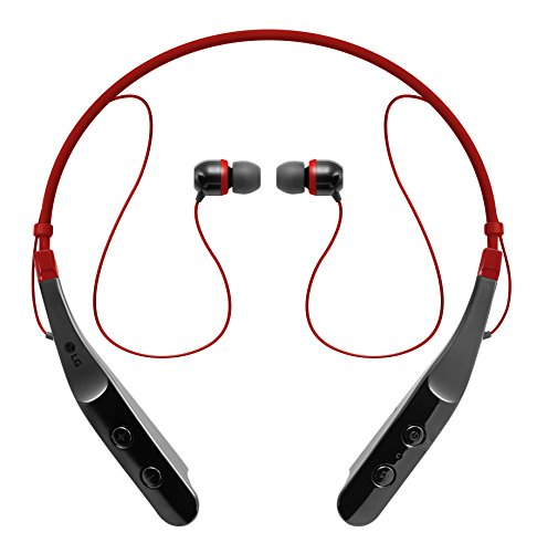 Click to buy LG TONE TRIUMPH HBS-510 wireless Bluetooth headset - Red - From only $49.59