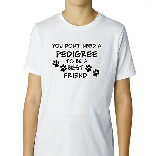 you-dont-need-a-pedigree-to-be-a-best-friend-dog-boys-cotton-youth-t-shirt