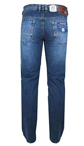 Joker Jeans Hose Freddy Jeanshose authentic blue Stretch (W33/L34)