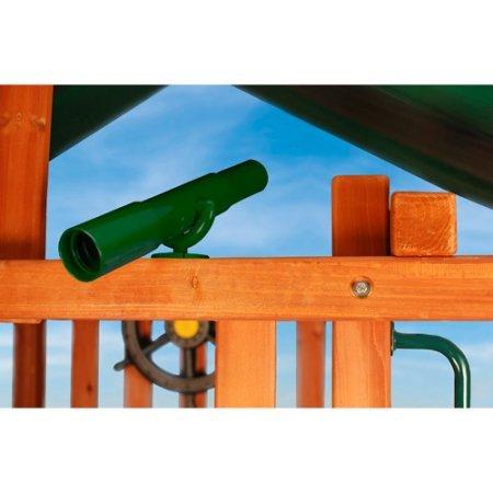Telescope, Green (Gorilla Playsets Telescope)