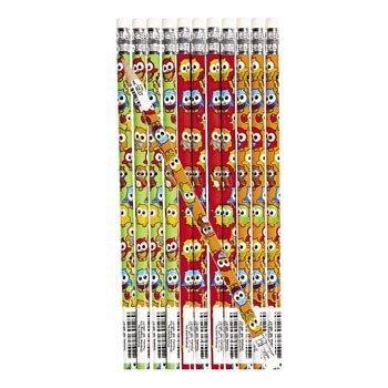 Fun Express Owl Pencils - 24 Piece Pack