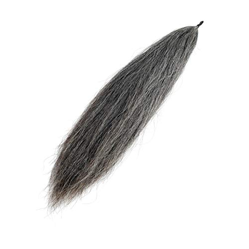 Supreme Products Double False Tail (One Size) (Medium Gray) by Supreme Products (Image #3)