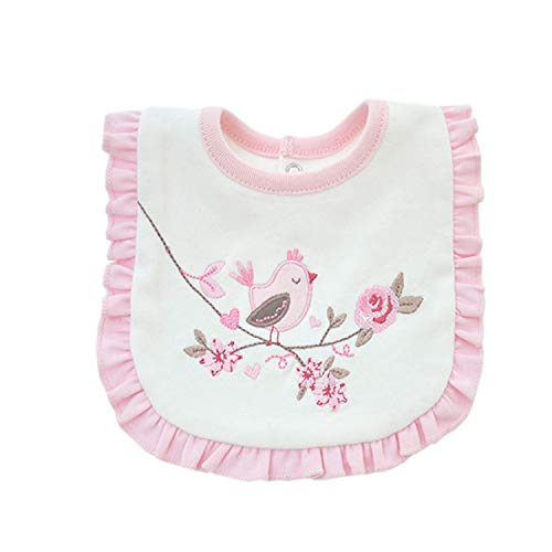 tton Baby Boy Girl Apron for Babies Towel,T8 ()