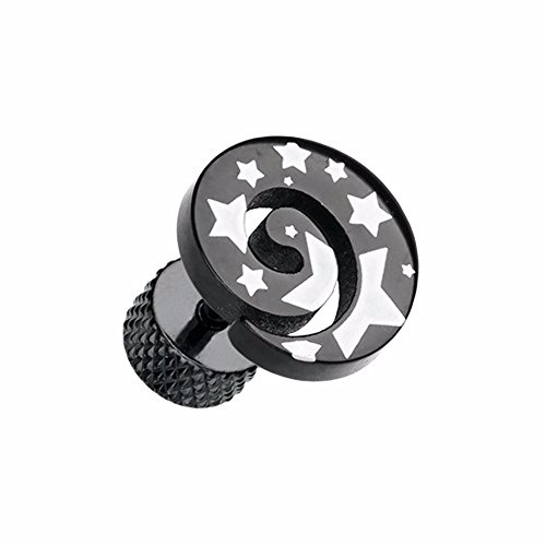 Spiral Top Steel WildKlass Fake Plug ()