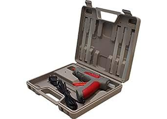 Amazon.com: Caliente Pistola De Pegamento 25 W con estuche ...