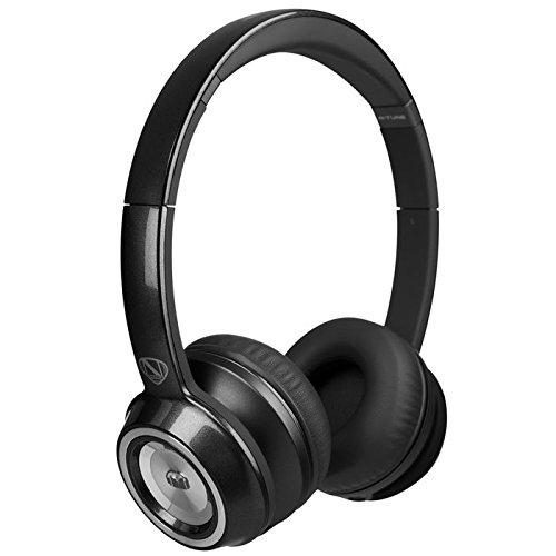 NTune Solid On-Ear Headphones by Monster® - Multilingual