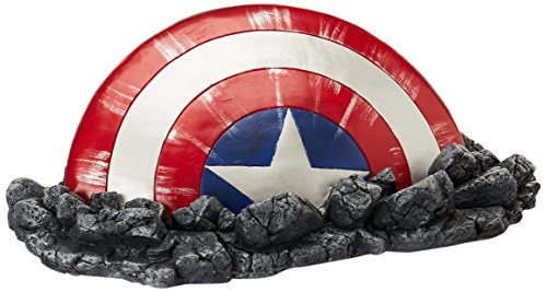 Rubie's Marvel Universe Wall Breaker, Captain America Shield (Accessories Bedroom Decor)