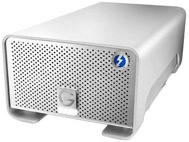 G-Tech G-RAID with Thunderbolt GRATHEB40002BAB - Festplatten-Array - 4 TB