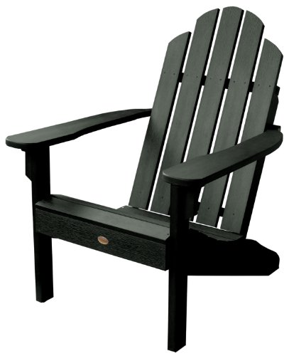 Highwood Classic Westport Adirondack Chair, Charleston Green by Highwood