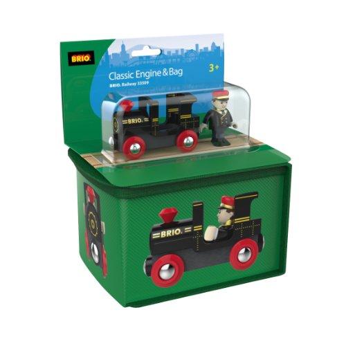 Brio 33738 - Aufbewahrungsbox mit Lok