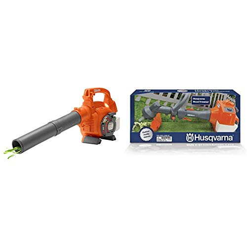 Husqvarna Toy Leaf Blower and Toy String Trimmer Combo Pack