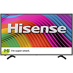 Hisense 43H7C2 43-Inch 4K Ultra HD Smart LED TV (2016 Model)