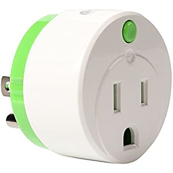 HAOZEE Z Wave Plus Mini Smart Power Plug Home Automation