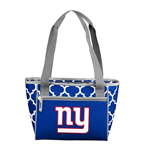 NFL New York Giants 16 Cooler Can Tote, Royal, One Size