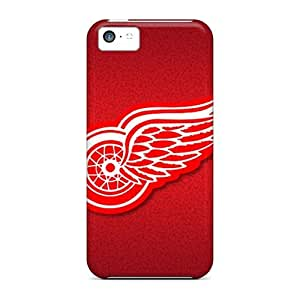 Brand New 5 5s Defender Cases For iPhone 5 5s (detroit Red Wings)