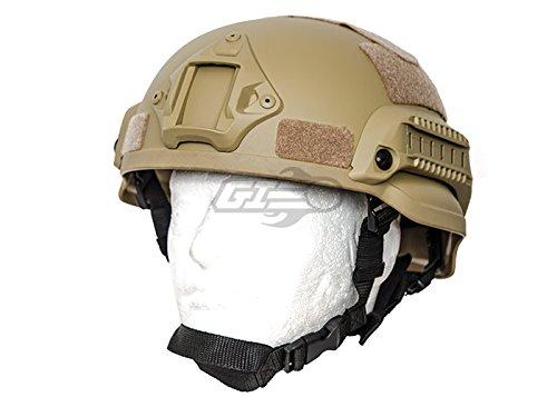 2002 SF Helmet (Tan) ()