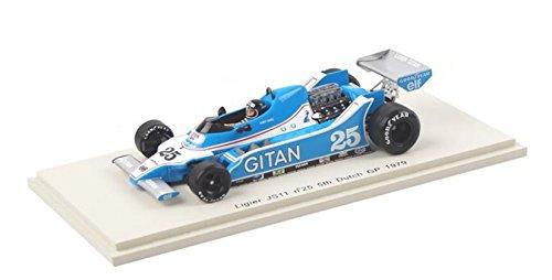 Spark Jacky Ickx Ligier JS11 Dutch GP #25 1:43rd