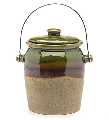 Earthenware Crock - 3