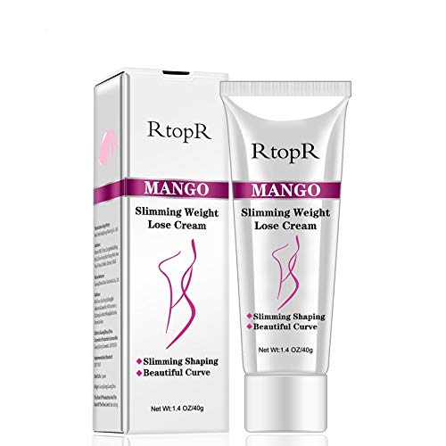 Owill Mango Slimming Gel Fat Burning Cream Losing Weight Massage Cream (Gel Figure Full)