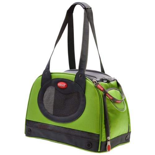 ebc18d8eda Argo by Teafco Petaboard Style B Airline Approved Pet Carrier, Kiwi Green,  Medium