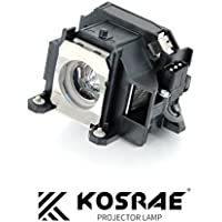 Kosrae replacement projector lamp for ELPLP40 EPSON EB-1810 EB-1825 EMP-1810 EMP-1815 EMP-1825 PowerLite 1810p PowerLite 1815p PowerLite 1825 projector