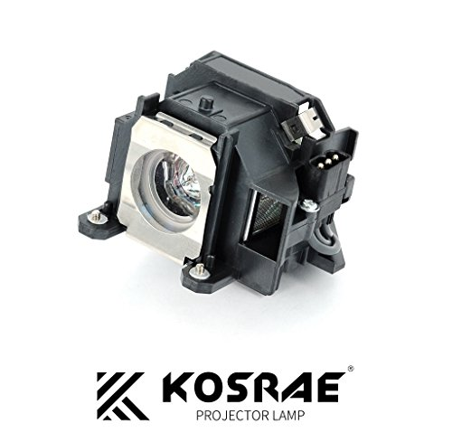 1825 Projector (Kosrae replacement projector lamp for ELPLP40 EPSON EB-1810 EB-1825 EMP-1810 EMP-1815 EMP-1825 PowerLite 1810p PowerLite 1815p PowerLite 1825 projector)