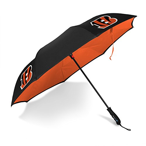 NFL Cincinnati Bengals Better Brella Wind-Proof Umbrella by Betta Brella