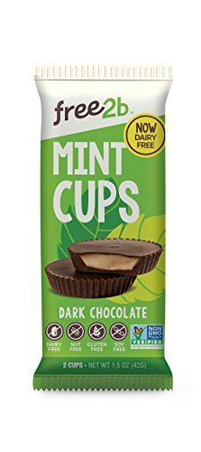 Cups Candy Dark Chocolate Ounce product image