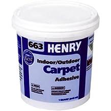 HENRY, WW COMPANY 12183 QT #663 Carpet Adhesive