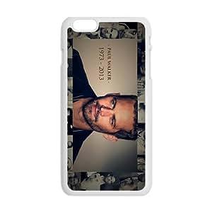 GKCB Paul Walker Phone Case for Iphone 6 Plus